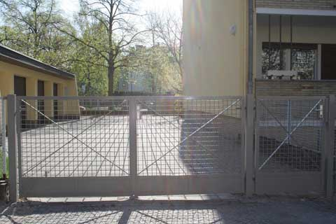 Mutanox Berlin Doppelstabmatten Zaune Tore Draht Bleche Und